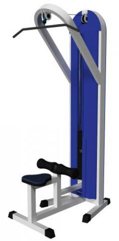 Вертикальная тяга MB Barbell MB 3.04 N