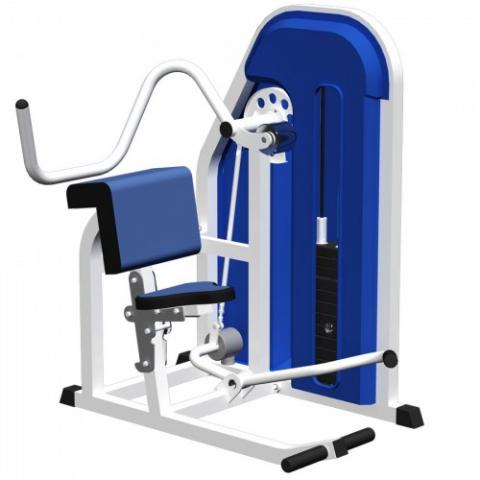 Тренажер для развития зубчатых мышц (Пуловер) MB Barbell MB 3.10 N
