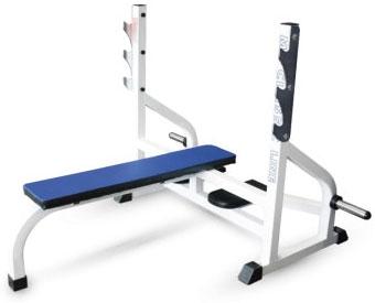 Профессиональная скамья для жима лежа MB Barbell MB 2.06