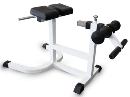 Тренажер для горизонтального разгибания спины (Гиперэкстензия горизонтальная) MB Barbell MB 2.16