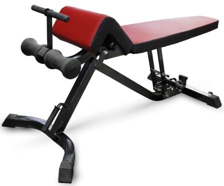 Скамья для пресса - скручивания с переменным углом (Римский стул с переменным углом) MB Barbell MB 2.28