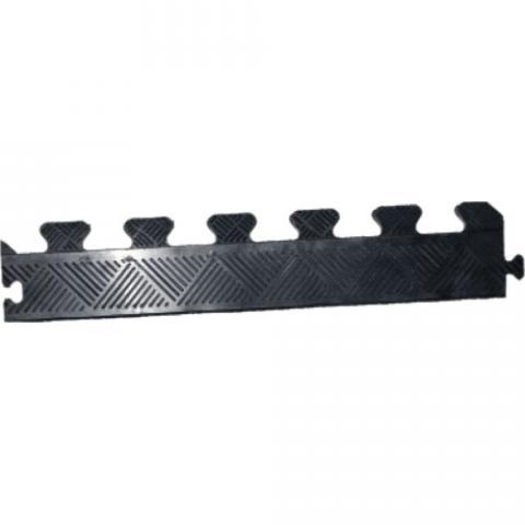 Бордюр для коврика,черный,толщина 20 мм MB Barbell MB-MatB-Bor20