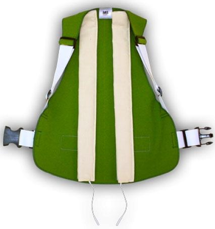 Паравертебральный (противосколиозный) жилет S детский MB Barbell MB 6.03.18S