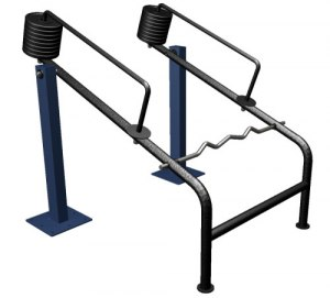 Бицепс MB Barbell MB 7.28