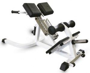 Тренажер для разгибания спины (Гиперэкстензия) MB Barbell MB 2.15