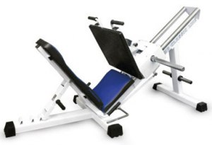 Жим ногами под углом 40 градусов (нагрузка до 300 кг) MB Barbell MB 4.24