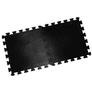 Коврик резиновый черный, толщина 12 мм MB Barbell MB-MatBL-12